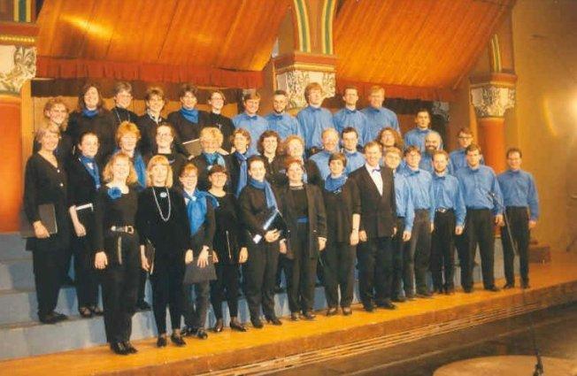 ChorBudapest1993