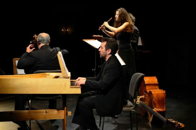 Sonatori de la Gioiosa Marca+Oberlinger