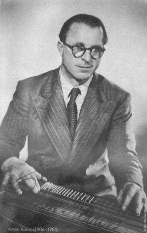 Autogrammkarte, 1951