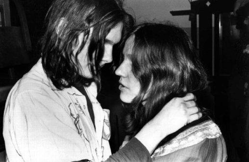 Matthias Domaschk und Renate Groß