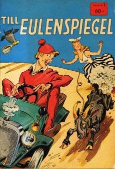 Das erste Heft: Till Eulenspiegel Nr. 1 (1953)