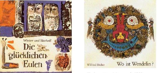1964: Die neue Bilderbuch-Serie