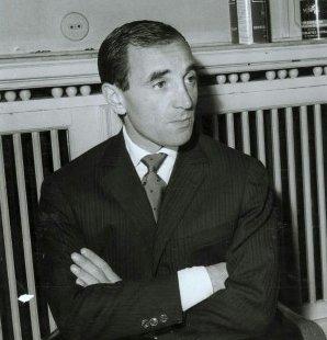 Charles Aznavour, 1961
