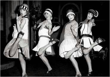 CharlestonTänzerinnen