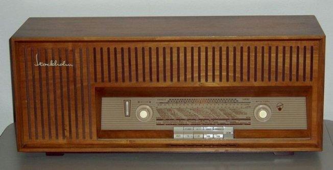Radioempfänger Blaupunkt Stockholm (ab 1963), 5 Röhren, 4 W