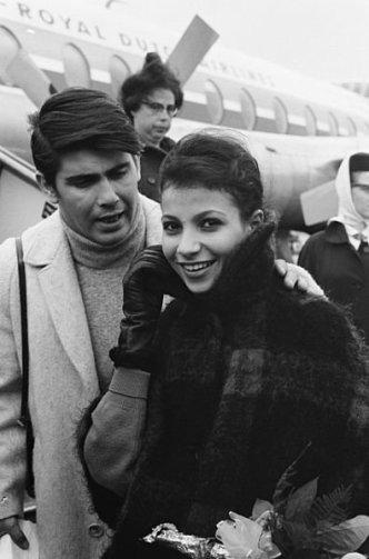 Esther + Abi Ofarim (1963)