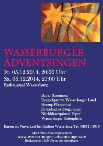 WasserburgerAdventsingen2014