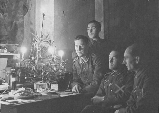 Weihnachten im II. Weltkrieg