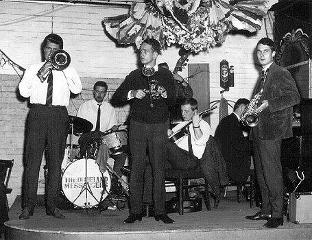 Dixieland-Messengers