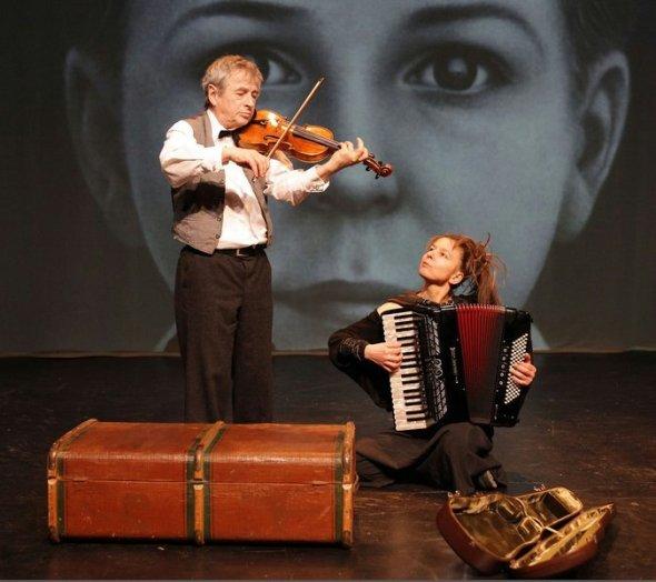 Gerd Lohmeyer +  Jolanta Szcelkun