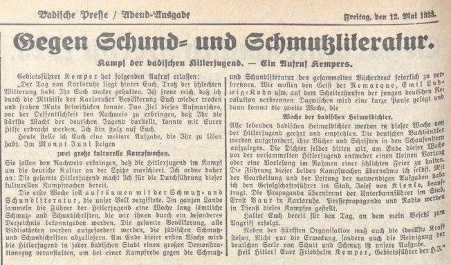 Schundliteratur1933