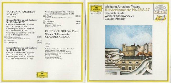 CD Ausgabe, 1987