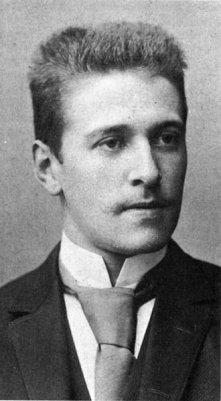 Hugo von Hofmannsthal, 1893