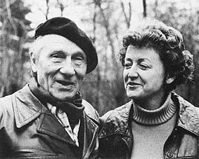 Ernst und Irene Busch (1977)