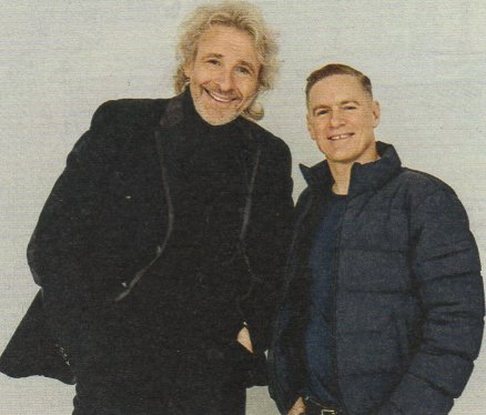 Thomas Gottschalk + Bryan Adams