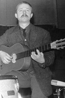 Wolf Biermann. 1968