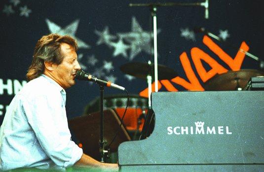 Konstantin Wecker, 1986