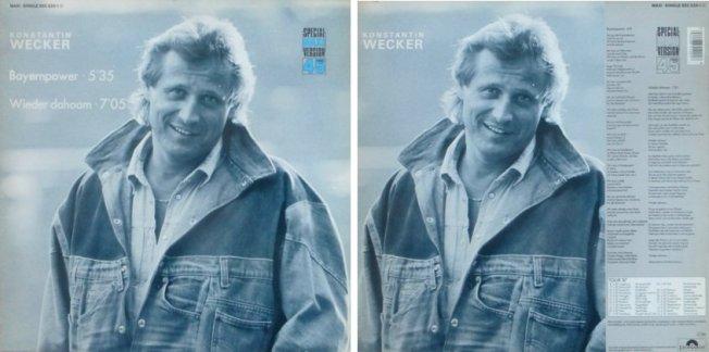 """Man kann´s ja mal versuchen: """"Bayern Power"""" und """"Wieder dahoam"""" als Mixi-Single"""