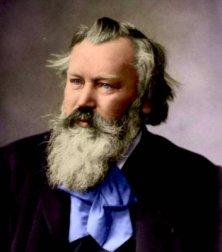Der ältere Brahms