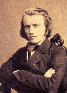 Der junge Brahms (1853)