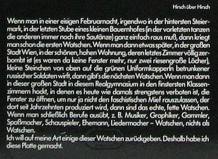 HirschÜberHirsch