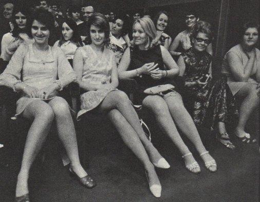 So sahen sie damals aus: die weiblichen Fans von Roy Black