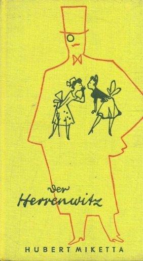 Cover der Erstauflage, 1953