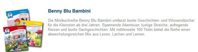 BennyBluBambini