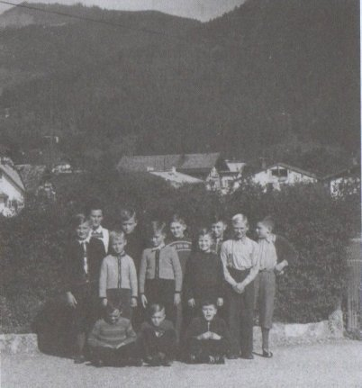 Kinderheilstätte, Ruhpolding (1952)