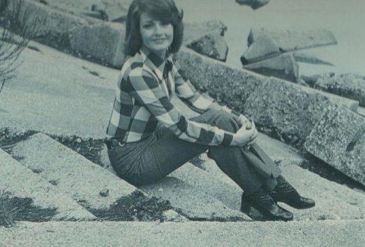 Gisela Marell, 1971